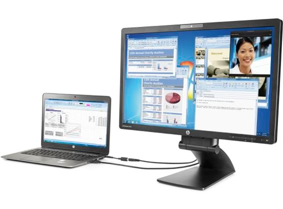 Elite Display S2321d Notebook Docking Monitor