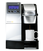 Keurig office coffee machine